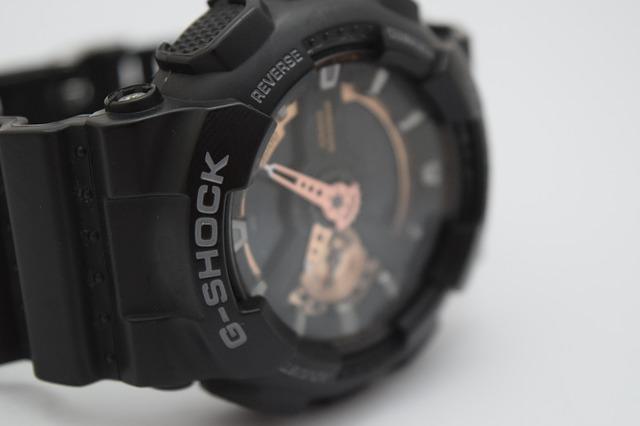 Najmodniejsze zegarki męskie