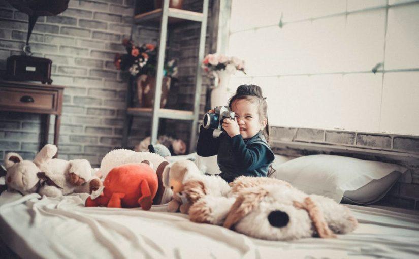 Czym udekorować dziecięce pokoje?