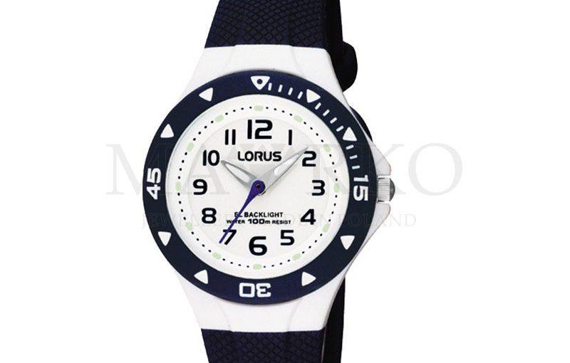 zegarek Lorus dla chłopca