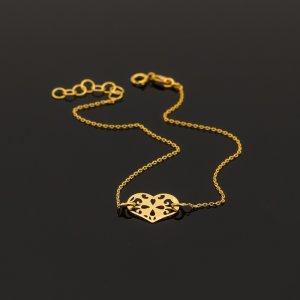 Złota bransoletka – z czym łączyć?