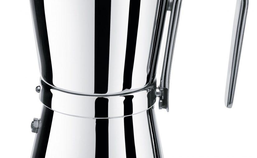 Jakość kawy parzonej za pomocą kawiarki