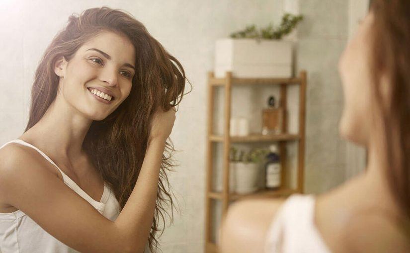Arganowy i lniany olejek do pielęgnacji włosów