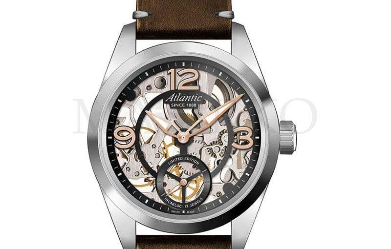 Zegarki męskie Atlantic – elegancja w każdym calu