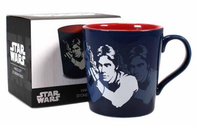 Czy słyszałeś o kubkach Star Wars?
